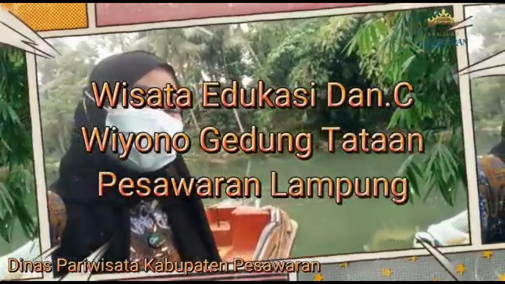 Dinas Pariwisata Kabupaten Pesawaran